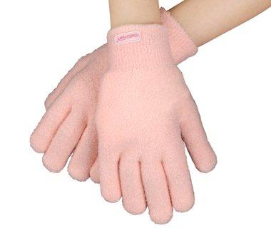 Gants en microfibre Gelsmart entièrement doublés Hydrate et adoucit la peau sèche......