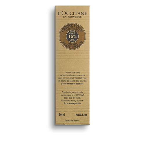 Crème pour les pieds au beurre de karité - 150 ml