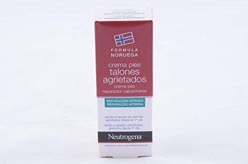 Neutrogena Crème de talons craquelés - 100 ml.