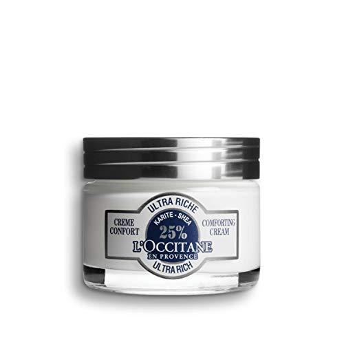 Beurre de Karité Crème Visage Ultra Riche Confort - 50 ml
