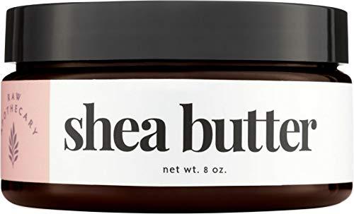 Beurre de karité ivoire, 100% naturel par Raw Apothecary- de...