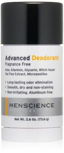 MenScience Androceuticals Déodorant avancé, 2.6oz