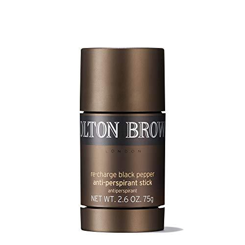 Molton marron recharge poivre noir anti-transpirant bâton 75 g