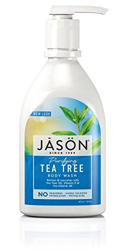 Jason, Gel et Savon (Tea Tree) - 900 ml.