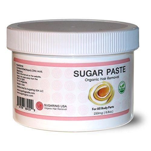 Pâte à sucre standard pour toutes les parties du corps - Bikini, brésilien, jambes, bras...